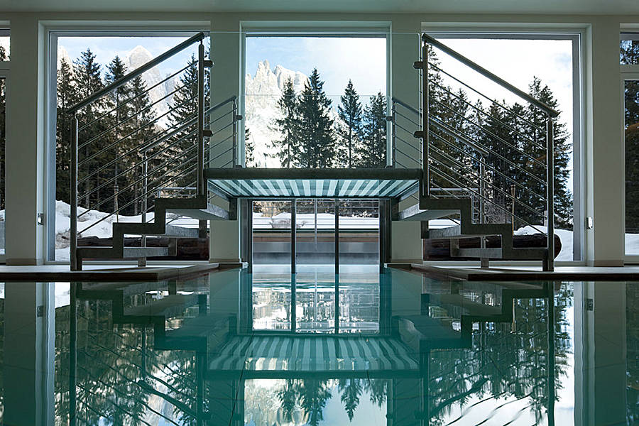 Dolcevita starpool la pi bella d italia tempi modi - Hotel san martino di castrozza con piscina ...