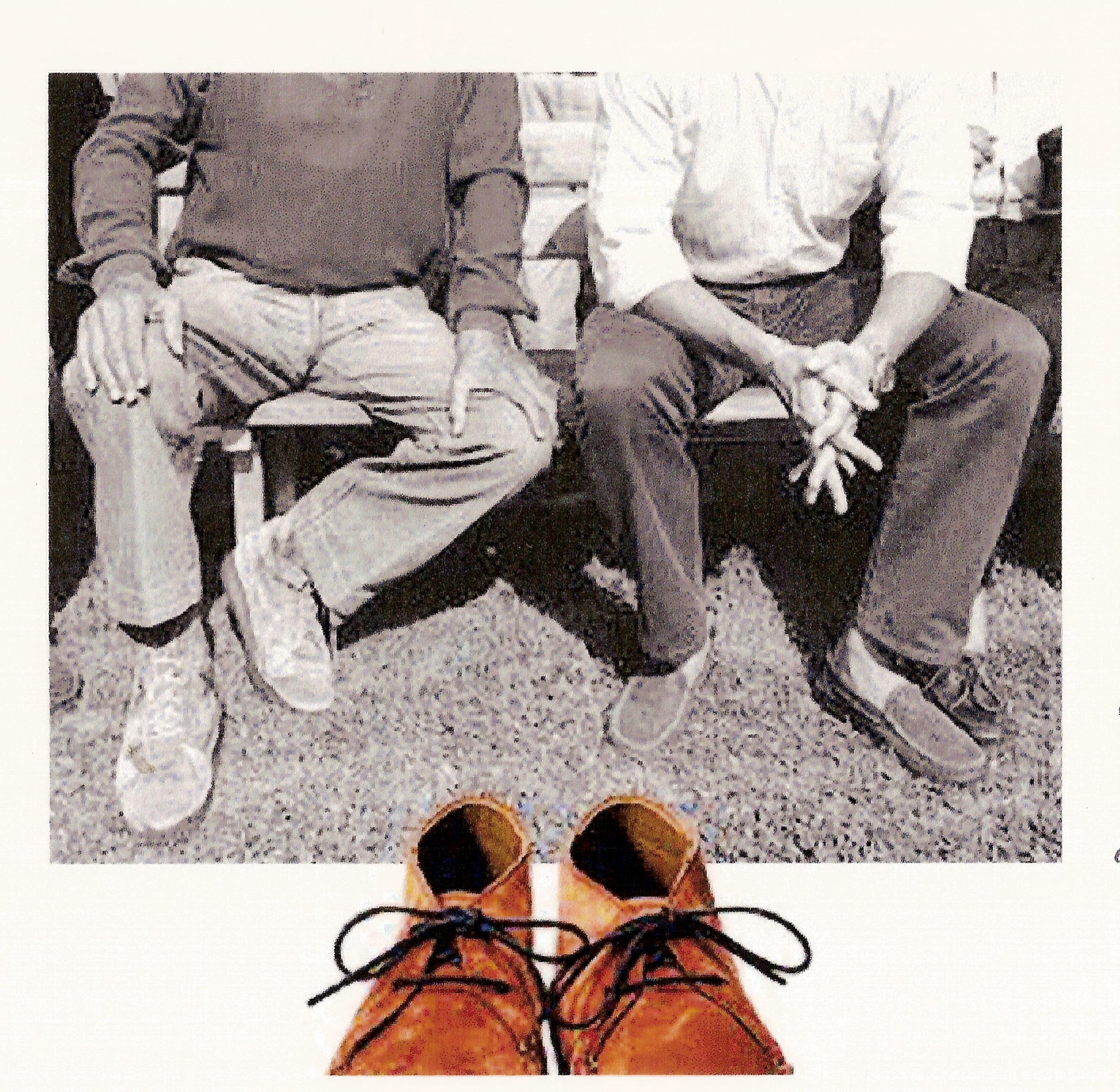 Scarpe eleganti bordeaux Scarpe da uomo stampate con slip a slitta