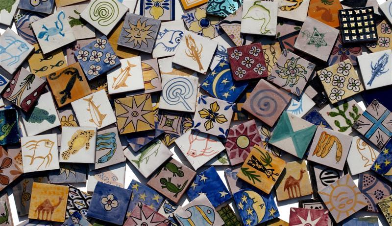 Piastrelle marocchine cucina u2013 idee immagine mobili